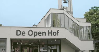 Kerkdienst in De Open Hof