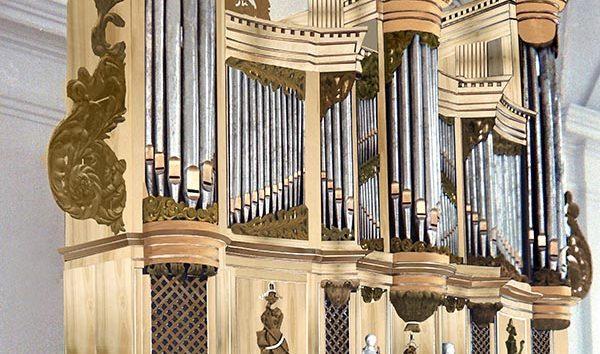 Orgelconcert Gonny van der Maten